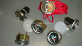 Instrumento/medidor mecânicos/termômetro/calibre da temperatura/indicador/amperímetro/instrumento de medição/calibre de pressão/indicador