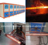 Máquina de aquecimento de indução IGBT de 60kw para recoque de aço de cobre