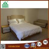 Mobília Heatedboard ajustado do quarto da madeira contínua