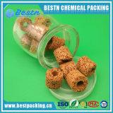 Uso di ceramica biologico respirante degli anelli in acquario