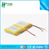 Batería recargable de Lipo de 3.7V 800mAh 102535 del polímero al por mayor del litio para la batería del Walkietalkie