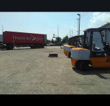 3トンのディーゼル機関手動パレットフォークリフト(CPC30-X5)の/Forkliftのトラック