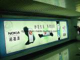 Винил гибкого трубопровода PVC изготовленный на заказ плаката средств печатание материальный напольный крытый рекламируя индикацию знамени