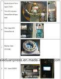 이탈리아 Ompi를 가진 반 닫히는 공작 기계 압박 110ton는 클러치, 대만 Teco 모터, 일본 NTN/NSK 방위를 말린다