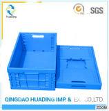caselle solide di distribuzione di plastica pieghevole di alta qualità 600X400 da vendere
