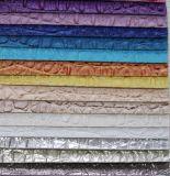 普及した浮彫りにされたCroco PU PVC袋のハンドバッグの革(YB035)