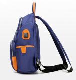 Sac Yf-Sbz2218 de loisirs de sac de sport de sac de sac à dos de couleur du sac à dos deux de mode d'école