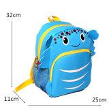 Plus défunt sac à dos en nylon simple de vente en gros de toile pour des enfants