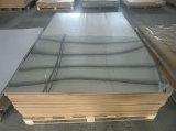 Hoja de acrílico plástica de plata del espejo de ventas al por mayor de la fábrica