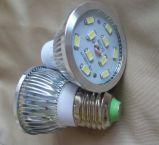 Riflettore di Dimmable GU10 LED con l'indicatore luminoso del LED per il rimontaggio dell'alogeno di 25W 50W
