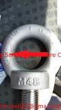 Tornillo de ojo de Casted del acero de carbón DIN580