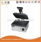 Máquina eléctrica de la tostadora del transportador para el anuncio publicitario