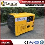 молчком генератор двигателя дизеля электричества 6.5kVA с CE Soncap