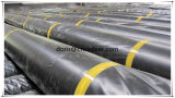 HDPE Geomembrane di plastica con il prezzo poco costoso