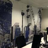 방수 벽 훈장 스티커 이동할 수 있는 자동 접착 벽 벽화