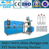 Automatische Haustier-Flaschen-durchbrennenmaschine für Mineralwasser-Flaschen