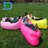 走行のキャンプのための速く膨脹可能なフルカラーのLaybagの寝袋