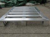 Paleta de aluminio de Satble con carga de 1 tonelada