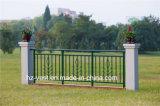 Balustrade en acier galvanisée décorative de haute qualité 7 de balcon d'alliage de Haohan Alluminum