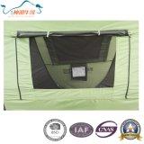 Das einfache Polyester knallen oben kampierendes Zelt