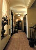 Venta caliente 200X1000m m Mf10213/Mf10218/Mf10237 esmaltados/azulejo material sucinto de la porcelana del hogar del diseño del estilo de madera de la antigüedad y de oficinas del edificio