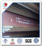 ASTM A572 Gr50 Stahlplatte 50mmx2000mmx6000mm für Bauvorhaben