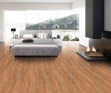 Materiale da costruzione lustrato superficie di legno delle mattonelle di ceramica delle mattonelle di pavimentazione della porcellana