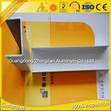 """Scanalatura a """"u"""" di alluminio 6063 T5 per il locale senza polvere di alluminio puro"""