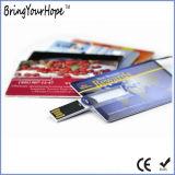 Изготовленный на заказ визитная карточка USB печатание (XH-USB-012)