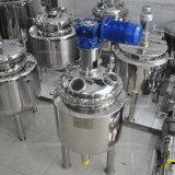 Alta calidad en acero inoxidable reactor de tanque agitado continuo