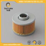 Filtros de aceite de filtración del motor de piezas de automóviles