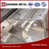 , 기계로 가공하는 주문을 받아서 만들어진 판금 제작 금속 생산 기계 부속품 CNC 모이는 용접