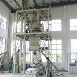 厳密品質制御のフロアーリングの生産ライン