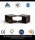 Hzct011 Kaffeetisch Metals Möbel-Gelbes