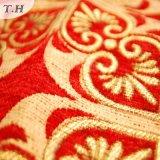 Pano de sofá de alta qualidade vermelho brilhante de 2017 (FTH31615)