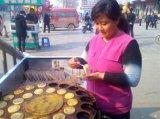 Secteur de roue de machine de traitement au four de gâteau de prix bas fabriqué en Chine