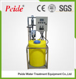 물 Treater를 위한 화학 투약 시스템