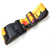 CH-18A Factory Produce 5cm * 2m Polyester PP Belt Tsa Strap Luggage Ceinture