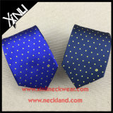 Gravata tecida da seda da forma de 100% costume Handmade