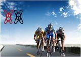 Supporto del telefono del silicone per la bici/motociclo