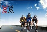 Silikon-Telefon-Montierung für Fahrrad/Motorrad