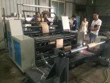째는 & 다시 감기 기계 FQ 서류상 플라스틱 알루미늄 시리즈 수평한 유형