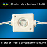 Módulo da injeção do diodo emissor de luz com lente ótica, brilho de Hight, ângulo grande