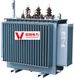 S15-1000kVAの無定形の合金の変圧器か電力の変圧器