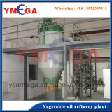 Máquina da refinaria de petróleo do feijão de soja que faz o petróleo da classe elevada
