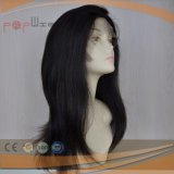Peluca brasileña del cordón del frente de la peluca del cordón del pelo con la parte posterior de la trama