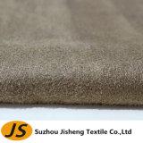 Satin-Veloursleder-Gewebe des Polyester-75D*225D
