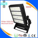 고성능 400W Philips 칩을%s 가진 최대 강력한 LED 플러드 빛