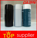 Completamente bottiglia approvata dalla FDA della fibra di ispessimento dei capelli delle fibre della costruzione dei capelli