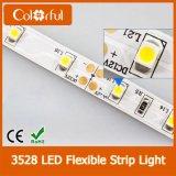 DC12V imprägniern 120LED/M SMD3528 RGB LED den Streifen